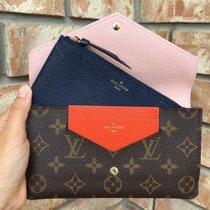 04c28e469de5 Louis Vuitton Bags - Louis Vuitton Jeanne wallet
